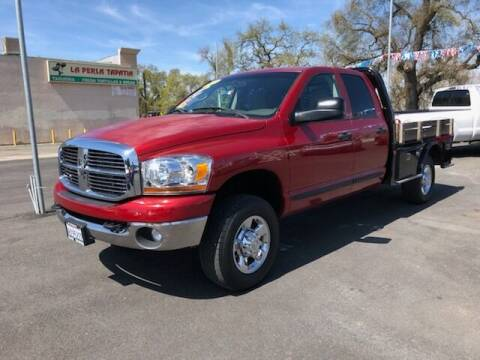 2006 Dodge Ram Pickup 2500 for sale at C J Auto Sales in Riverbank CA