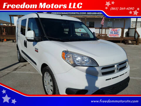 2017 RAM ProMaster City Wagon for sale at Freedom Motors LLC in Knoxville TN