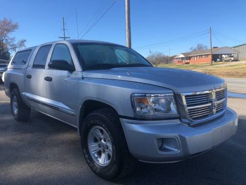 2008 Dodge Dakota for sale at Creekside Automotive in Lexington NC