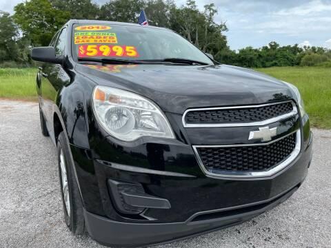 2012 Chevrolet Equinox for sale at Auto Export Pro Inc. in Orlando FL