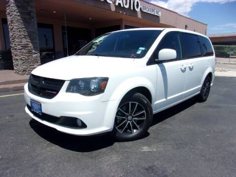 2018 Dodge Grand Caravan for sale at Lakeside Auto Brokers Inc. in Colorado Springs CO