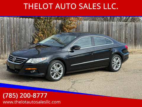 2009 Volkswagen CC for sale at THELOT AUTO SALES LLC. in Lawrence KS