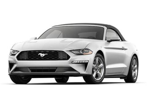 2018 Ford Mustang for sale at Mac Haik Ford Pasadena in Pasadena TX