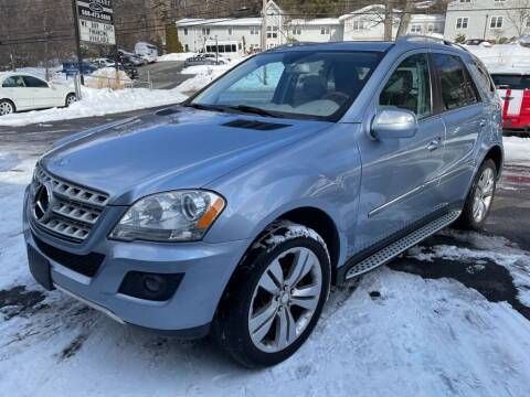 2010 Mercedes-Benz M-Class for sale at Premier Automart in Milford MA