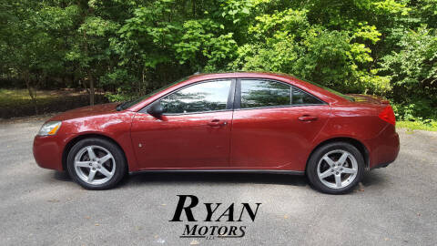 2008 Pontiac G6 for sale at Ryan Motors LLC in Warsaw IN