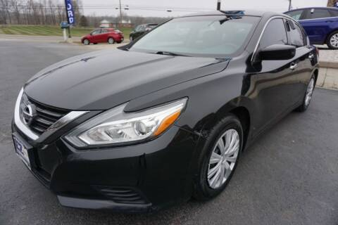 2016 Nissan Altima for sale at MyEzAutoBroker.com in Mount Vernon OH