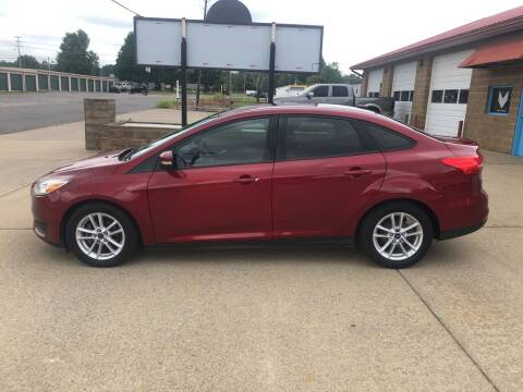 2015 Ford Focus for sale at Workman Motor Company in Murray KY