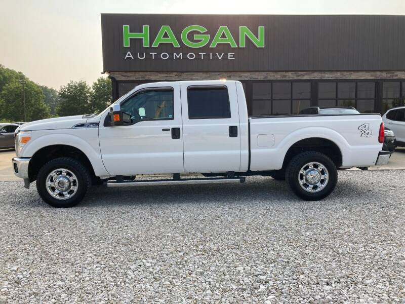 2012 Ford F-250 Super Duty for sale at Hagan Automotive in Chatham IL