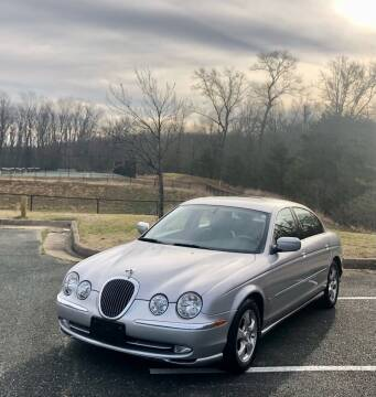 2000 Jaguar S-Type for sale at ONE NATION AUTO SALE LLC in Fredericksburg VA