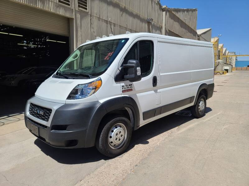 2020 RAM ProMaster Cargo for sale at NEW UNION FLEET SERVICES LLC in Goodyear AZ