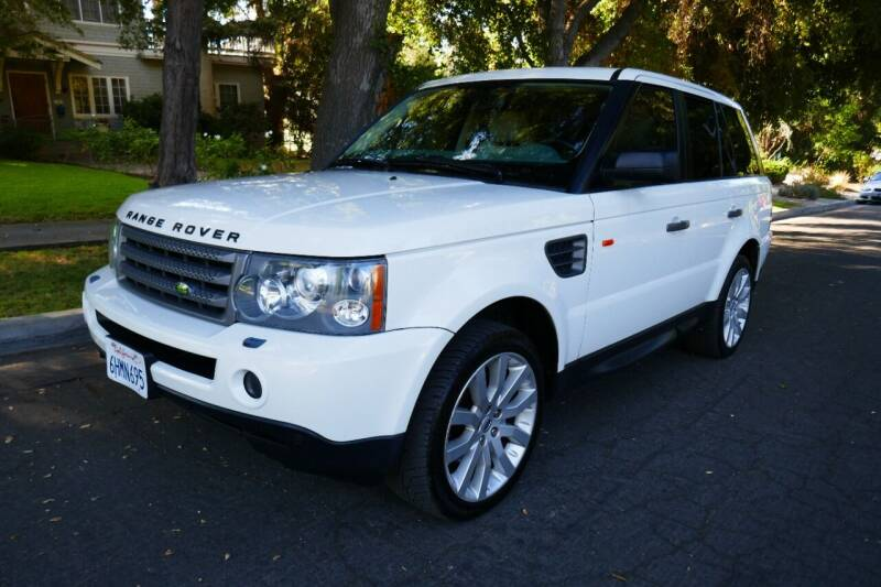 2006 Land Rover Range Rover Sport for sale at Altadena Auto Center in Altadena CA