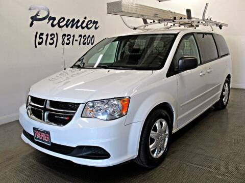 2015 Dodge Grand Caravan for sale at Premier Automotive Group in Milford OH