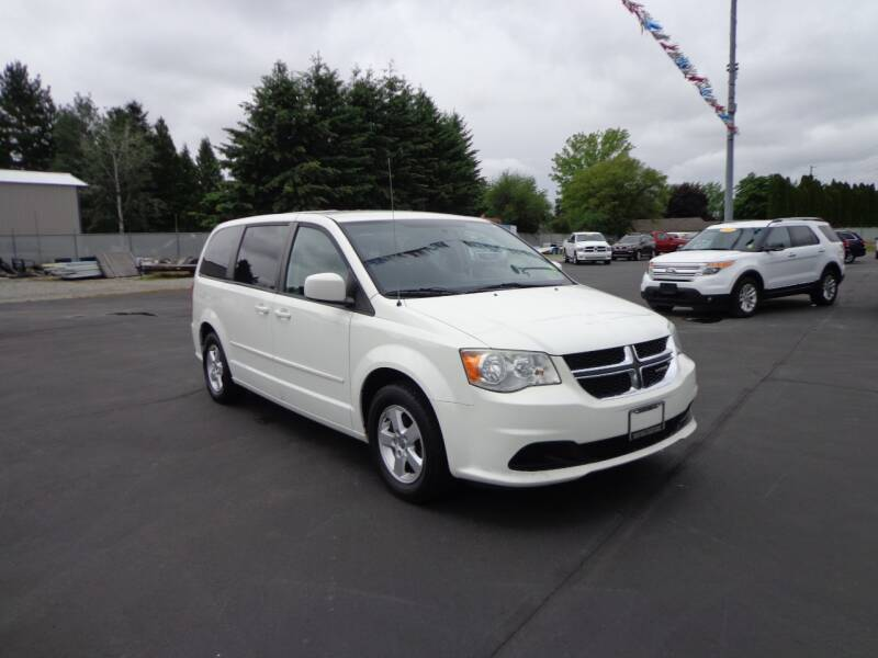 2011 Dodge Grand Caravan for sale at New Deal Used Cars in Spokane Valley WA