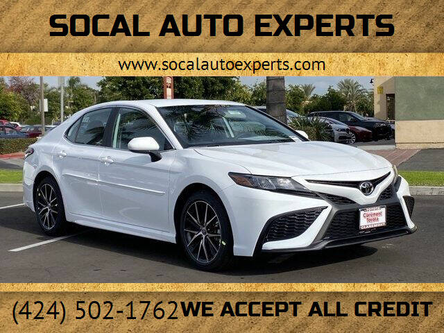 2021 Toyota Camry for sale in Culver City, CA