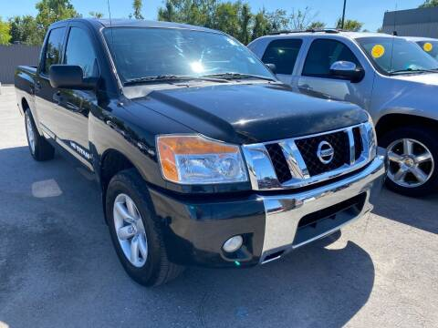 2010 Nissan Titan for sale at Auto Solutions in Warr Acres OK