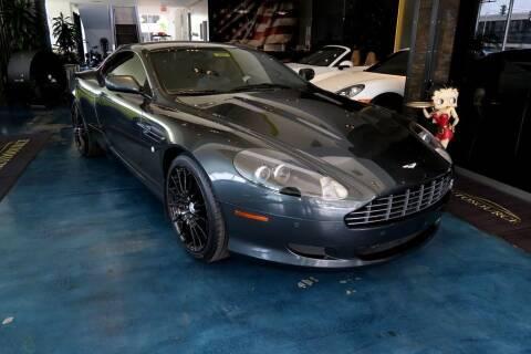 2008 Aston Martin DB9 for sale at OC Autosource in Costa Mesa CA