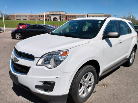 2014 Chevrolet Equinox for sale at AutoLink LLC in Dayton OH