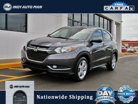 2016 Honda HR-V for sale at INDY AUTO MAN in Indianapolis IN