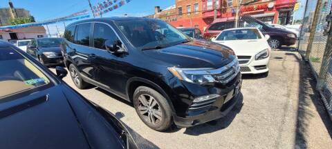 2016 Honda Pilot for sale at Rockland Auto Sales in Philadelphia PA