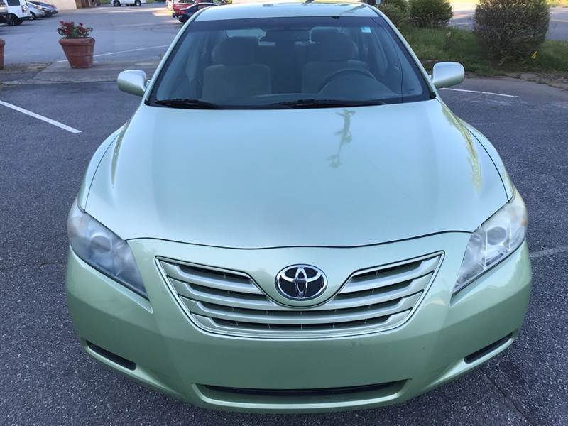 2007 Toyota Camry Hybrid for sale at ATLANTA AUTO WAY in Duluth GA