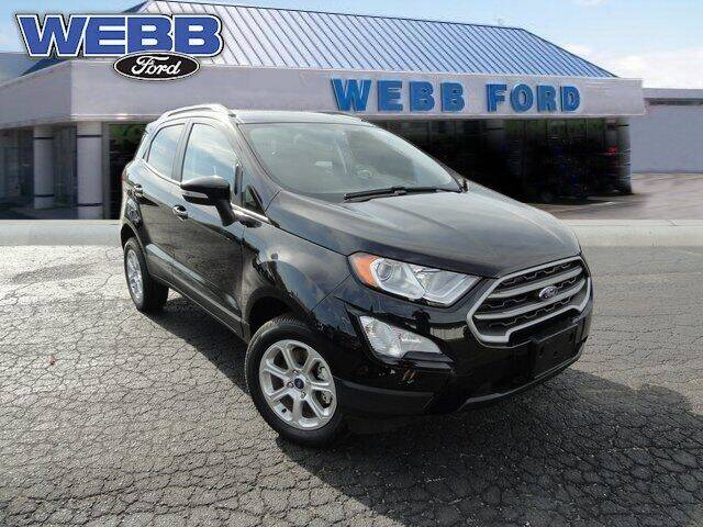 2021 Ford EcoSport for sale in Highland, IN