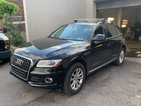 2014 Audi Q5 for sale at EMPIRE MOTORS AUTO SALES in Philadelphia PA