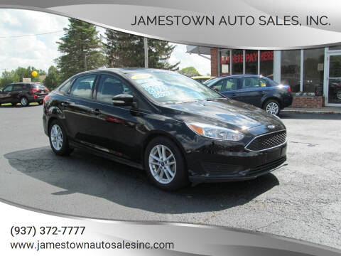 2016 Ford Focus for sale at Jamestown Auto Sales, Inc. in Xenia OH