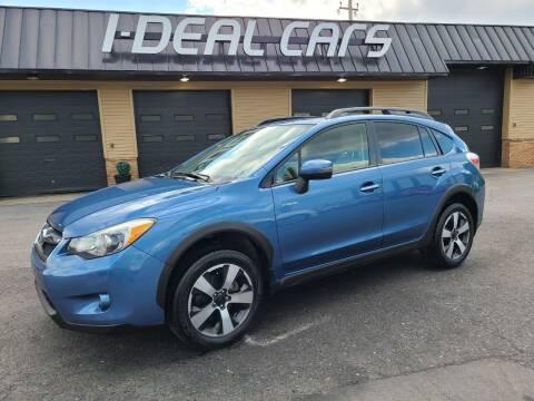 2015 Subaru XV Crosstrek for sale at I-Deal Cars in Harrisburg PA