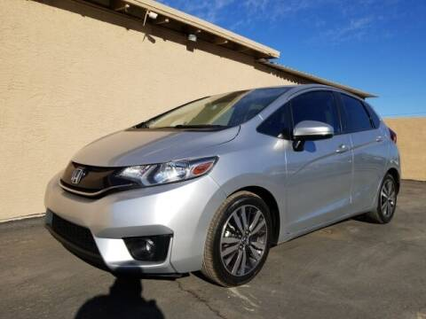 2016 Honda Fit for sale at SULLIVAN MOTOR COMPANY INC. in Mesa AZ