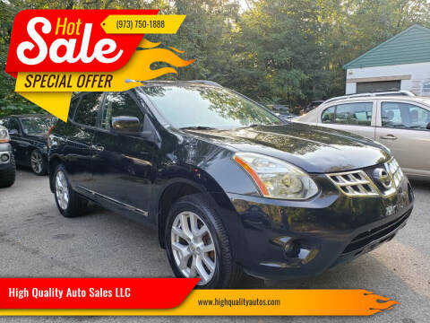 2012 Nissan Rogue for sale at High Quality Auto Sales LLC in Bloomingdale NJ