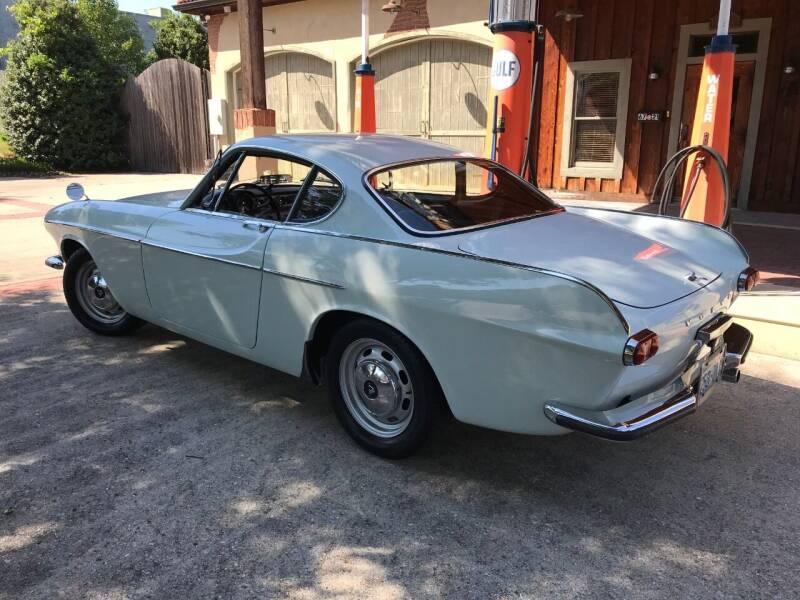 1967 Volvo 1800 for sale at Vintage Motor Cars LLC in Rossville GA