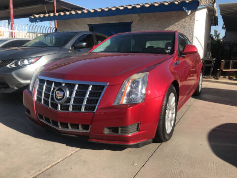 2012 Cadillac CTS for sale at Town and Country Motors in Mesa AZ