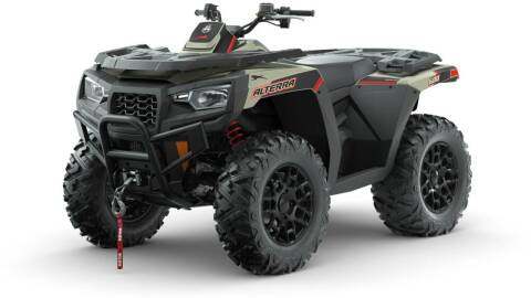 2022 Arctic Cat Alterra 600 LTD EPS for sale at Champlain Valley MotorSports in Cornwall VT
