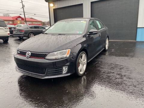 2015 Volkswagen Jetta for sale at Sisson Pre-Owned in Uniontown PA