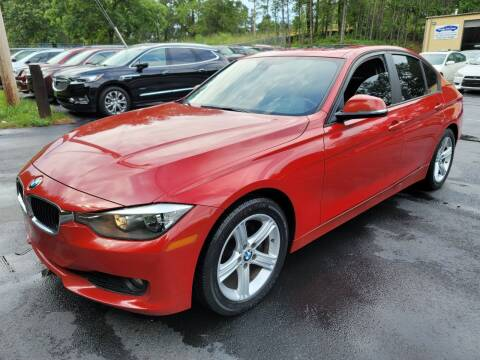 2012 BMW 3 Series for sale at GEORGIA AUTO DEALER, LLC in Buford GA