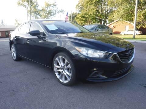 2014 Mazda MAZDA6 for sale at Rob Co Automotive LLC in Springfield TN