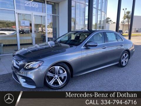 2017 Mercedes-Benz E-Class for sale at Mike Schmitz Automotive Group in Dothan AL