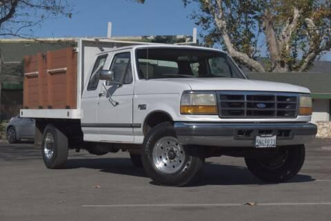 1997 Ford F-250 for sale at Mission City Auto in Goleta CA