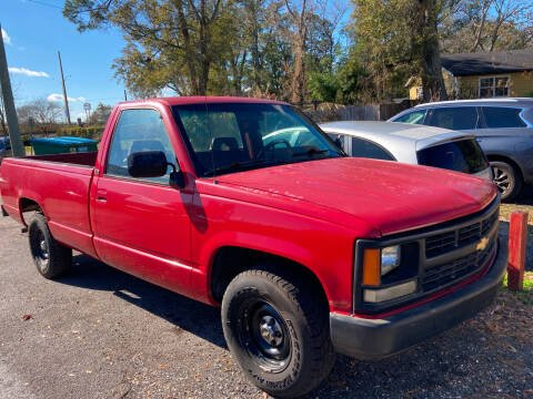 1992 Chevrolet C/K 1500 Series for sale at The Peoples Car Company in Jacksonville FL