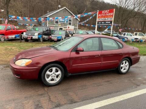 2004 Ford Taurus for sale at Korz Auto Farm in Kansas City KS