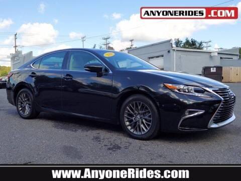 2018 Lexus ES 350 for sale at ANYONERIDES.COM in Kingsville MD