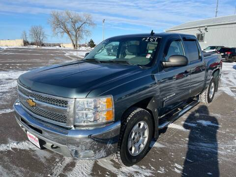 2012 Chevrolet Silverado 1500 for sale at De Anda Auto Sales in South Sioux City NE