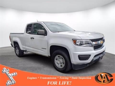 2016 Chevrolet Colorado for sale at VA Cars Inc in Richmond VA