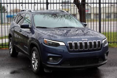 2020 Jeep Cherokee for sale at Avanesyan Motors in Orem UT