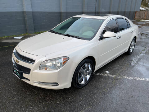 2012 Chevrolet Malibu for sale at APX Auto Brokers in Lynnwood WA
