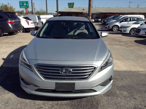 2015 Hyundai Sonata for sale at Ital Auto in Oklahoma City OK