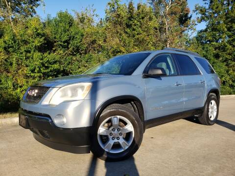 2008 GMC Acadia for sale at Houston Auto Preowned in Houston TX