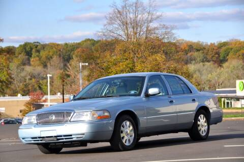 2003 Mercury Grand Marquis for sale at T CAR CARE INC in Philadelphia PA