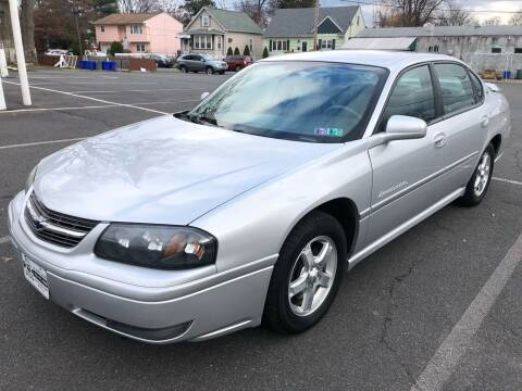 2004 Chevrolet Impala for sale at EZ Auto Sales , Inc in Edison NJ
