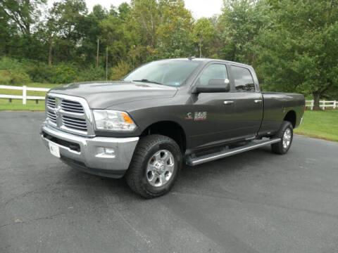 2018 RAM Ram Pickup 2500 for sale at Woodcrest Motors in Stevens PA